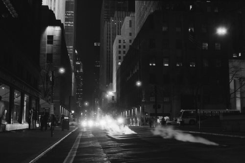 christian-maillard-Etats Unis-New-York-nuit
